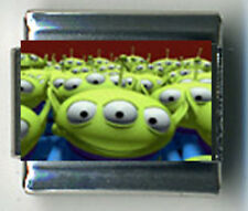 ALIENS MONSTERS INC new italian photo 9mm Charm for modular link bracelets