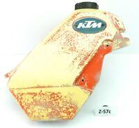 KTM 125 GS Bj.1985 - Tank Benzintank Kraftstofftank