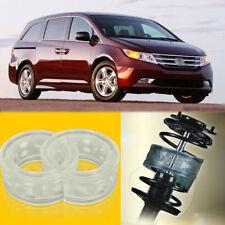 2pcs Power Rear Shock Absorber Coil Spring Cushion Buffer for Honda Odyssey 2012