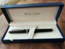 Waterman Paris Fountain Pen good used condition uses cartridges