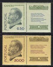 PORTOGALLO PORTUGAL 1980 LUIZ CAMOENS/POET/EPIC POETRY/LITERATURE/CULTURE/ART