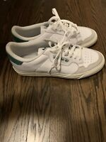 Adidas Men Continental VULC EF3534 Tribes Cloud White Green Shoes Size 9.5