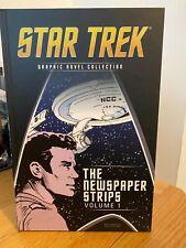H/B STAR TREK graphic novel - Volume 15 - THE NEWSPAPER STRIPS - vol 1