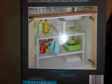EASY HOME UNDER KITCHEN SINK SHELF NEW IN BOX