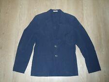Paul Smith Men's Casual Suit Jacket Blazer Light Navy Blue Size 38 Cotton New