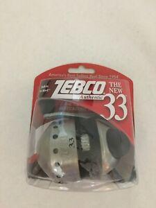 Zebco 33 Authentic Spincast Reel fishing reels NEW