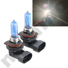9012 Halogen Light  6500K White 55W 9012LL HIR2 PX22D Bulb Headlight Lamp