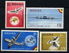 Ghana 1958 SG#193-6 Inauguration Of Ghana Airways MNH Set #D34534