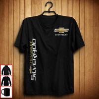 Chevrolet Silverado/SS/SSV/4500HD/5500HD/6500HD Men's US T-Shirt Hot Gift