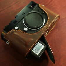 Leica M / M-P typ 240 (Battery Access Door type) case - Arte di mano -