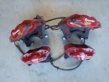 Mitsubishi Lancer Evo X 10 CZ4A Brembo Front Rear Brake Calipers Set #3