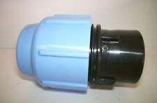 """Raccordo 32x1"""" Femmina compressione per tubi polietilene PP PN16 irrigazione"""
