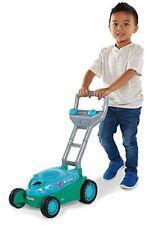 - USED - Kid Galaxy Mr. Bubble Lawn Mower Toy, Blue/Teal, 20 x 14 x 10.75