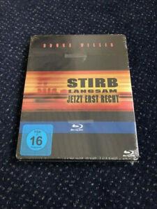 Stirb langsam 3 - Jetzt erst recht - Steelbook NEU und OVP mit Bruce Willis