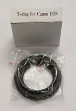 T Mount T ring adapter for Canon Eos T4i T5i 650D 700D XSi ect Ships From U.S.A.