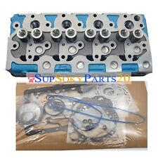 """""""Complete"""" Cylinder Head & Full Gasket For Kubota V1702, V1702T, V1702E Engine"""