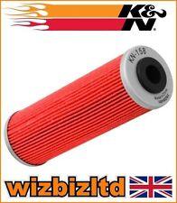 Filtros de aceite K&N para motos KTM