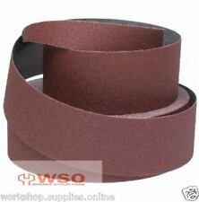Emery Cloth Roll Tape Sanding Paper 120 Grit 40mm x 50mt Abrasive CLOTH BACKED