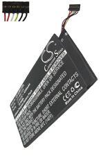 """Batería 4250mAh tipo C11-ME172V para ASUS Fonepad 7"""""""