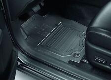 Genuine Toyota RAV 4 RHD 2012-TAPPETINI in GOMMA GRIGIO SCURO PZ49L-X0359-RJ