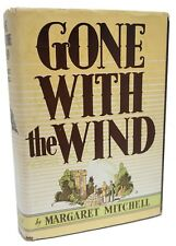 Gone with the Wind ~ Margaret Mitchell ~ June 1936 ~ First Edition 2nd Printing