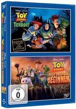 Toy Story of Terror / Toy Story - Mögen die Spiele beginnen DVD ***NEU***