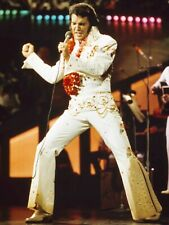 """Elvis in Concert  """"the King"""" Rock n Roll 1970 18X24 POSTER NEW"""