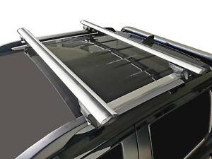 Alloy Roof Rack Cross Bar for VW Passat 2006-15 Wagon 120cm Lockable