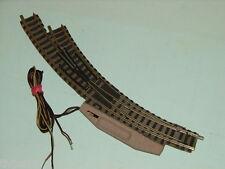 FLEISCHMANN PICOLO ( 9143 R ) AIGUILLAGE ELECTRIQUE COURBE A DROITE  N 1/160