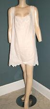 Antique 1910's Titantic Era Edwardian Teddie Nightgown Period Lingerie by Bonita