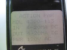 ACTION PAK SIGNAL CONDITIONER 4300-113
