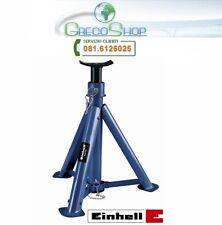 Cavalletto professionale pieghevole per auto 6T/6000Kg Einhell - BT-AS 6000