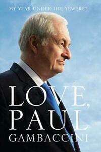 Love, Paul Gambaccini, Very Good Condition Book, Paul Gambaccini, ISBN 978184954