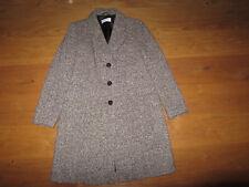 ERICH FEND Mantel Tweed Größe ca. L bzw. 42-44 super Zustand