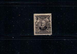 US Stamp SC# 308. MH. OG.  1902-03