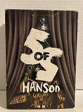 Hanson 5 of 5 Concert Series Dvd Box Set - Night 1,2,3,4,5 + Bonus Cd - Rare