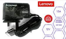 Genuine Lenovo AC Adapter 12V, 1.5A, ADP-18AW (ref LEN197)
