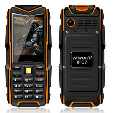 VKworld Stone V3 Waterproof Shockproof  Dual SIM Keyboard Mobile Phone Hot Sale