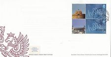(95324) GB FDC Italian Stamp Expo - Gatwick 21 October 2009
