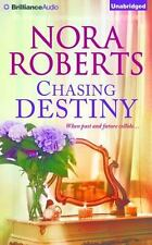 Nora Roberts CHASING DESTINY Unabridged CD NEW FREE...
