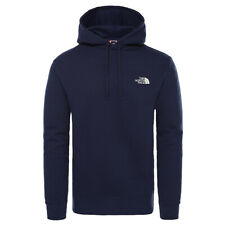 The North Face Felpa con Cappuccio Uomo Seasonal Drew Peak Blu Taglia S Cod 2TUV