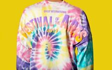 2019 Disney Epcot Festival Of The Arts Figment Spirit Jersey Tee Xl Extra Large