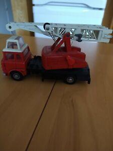 Dinky Toys Die Cast Jones Fleetmaster Crane Unboxed Intact Xlnt Condition