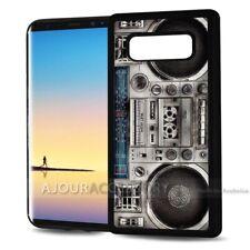 ( For Samsung S10 Plus / S10+ ) Back Case Cover AJ11192 Boom Box Radio