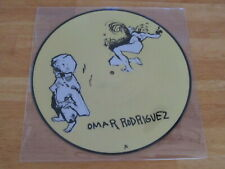 OMAR RODRIGUEZ Dutch PICTURE DISC LP mars volta #/2000 UNPLAYED