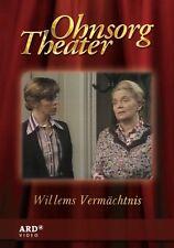 Ohnsorg Theater WILLEMS LEGADO HEIDI KABEL Mahler DVD nuevo