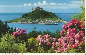 Cornwall Postcard - St Michael's Mount - Ref TZ7565