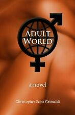 Adult World by Grimaldi  New 9780615600802 Fast Free Shipping-,