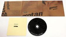 Gotan Project LA REVANCHA DEL TANGO CD 2001 Iya Basta! DIGIPACK