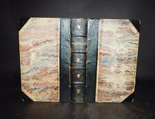 1806 Manley Wood PLAYS OF WILLIAM SHAKSPEARE Vol IV MUCH ADO As You Like It &c